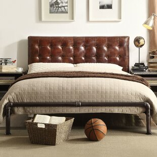 Annessia Queen Upholstered Platform Bed by 17 Stories