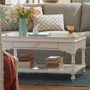 Tennille Coffee Table with Tray Top