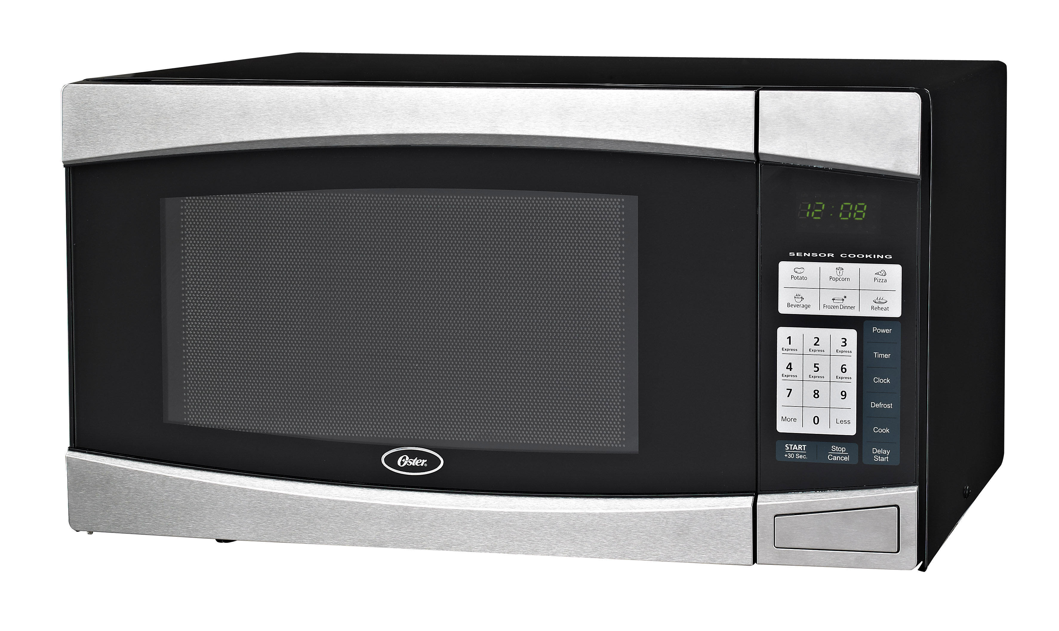 Oster 17 14 Cuft Countertop Microwave Reviews Wayfair