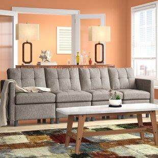 Where buy  Naia Sofa by Brayden Studio Reviews (2019) & Buyer's Guide