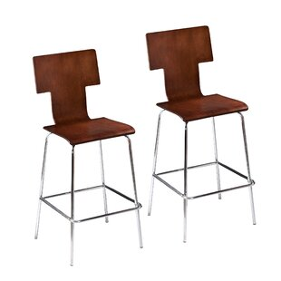 Review Bar Stool (Set Of 2)