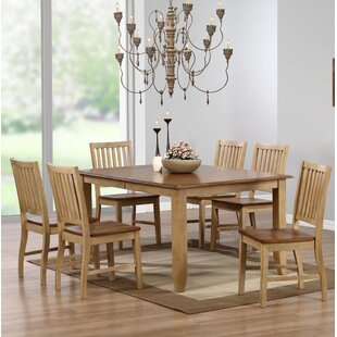 Huerfano Valley Solid Wood Dining Table Loon Peak