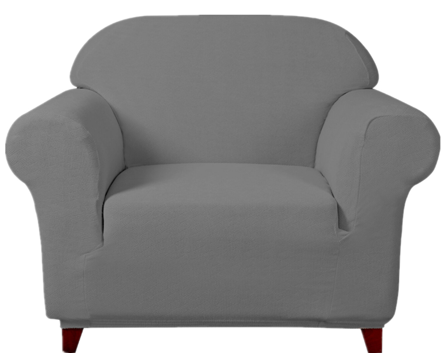 ultra soft stretch fabric armchair slipcovers removable anti dirty fitted furniture protector