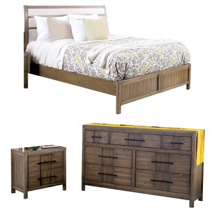 Pereyra Panel Configurable Bedroom Set