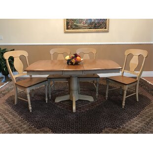 Czerwinski 5 Piece Dining Set August Grove