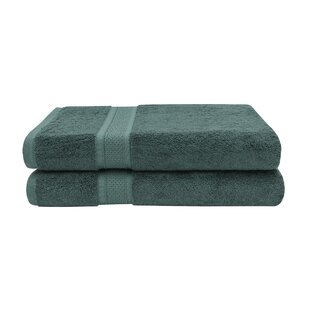 Stonecrest Luxury 2 Piece Rayon From Bamboo Bath Towel Set (Set of 2)