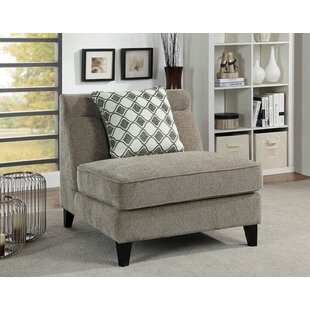 Canora Grey Cromer Slipper Chair