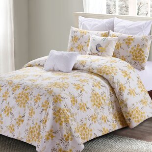 Schaeffer Cotton 7 Piece Comforter Set