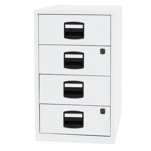 Pfa 4 Drawer Filing Cabinet By Bisley