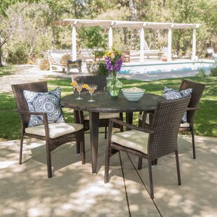 Westmont 5 Piece Dining Set