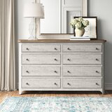 Rhapsody 8 Drawer Double Dresser by Kelly Clarkson Home