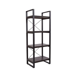 Danner Standard Bookcase by Gracie Oaks