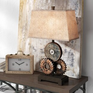 Greeley Gears 29 Table Lamp