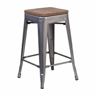 Sharron 24 Bar Stool by Williston Forge 2019 Sale