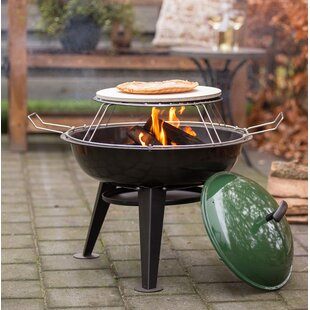 Bolsover Pizza Oven By Sol 72 Outdoor