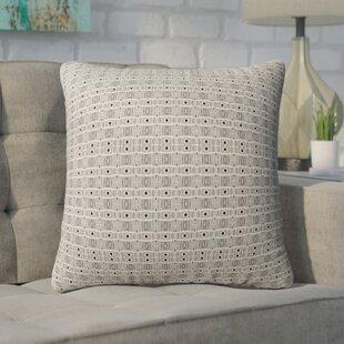Buffington Cotton Throw Pillow