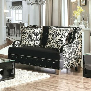 Searching for Lollar Premium Jacquard Loveseat by Rosdorf Park Reviews (2019) & Buyer's Guide