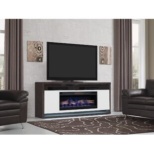 Find the perfect Wickersham 77 TV Stand with Fireplace by Latitude Run Reviews (2019) & Buyer's Guide
