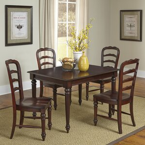 Givens Extendable Dining Table by Darby H..