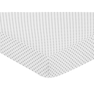 Best Deals Floral Fitted Crib Sheet BySweet Jojo Designs