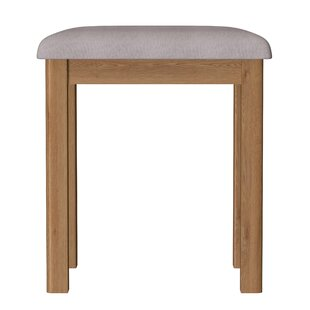 Apostolos Dressing Table Stool By August Grove