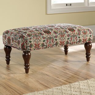Bungalow Rose Wales Upholstered Bench