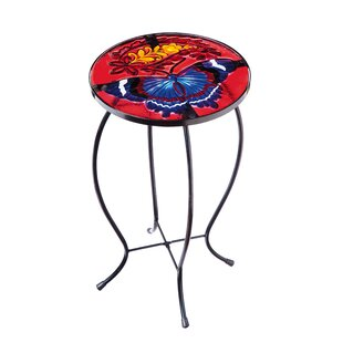 Butterfly Reflection Garden Table