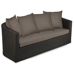 Palomar Sofa with Cushions by Patio Heaven
