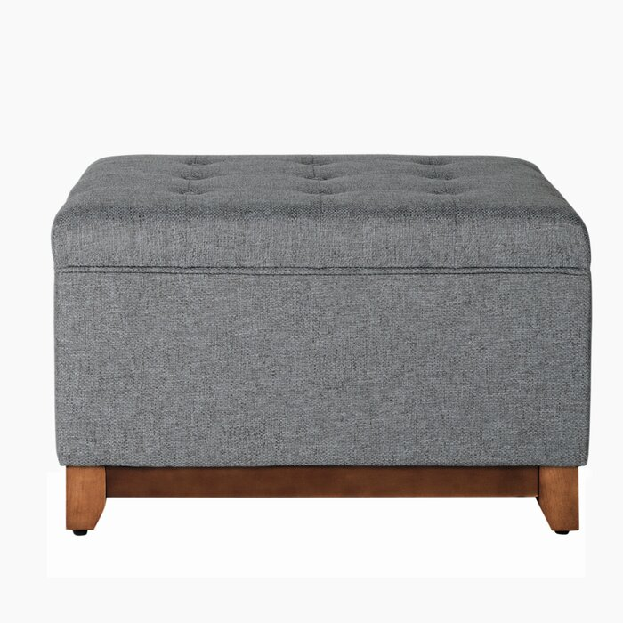 Fabulous Nunnally Tufted Storage Ottoman Unemploymentrelief Wooden Chair Designs For Living Room Unemploymentrelieforg