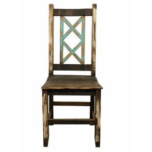 Freelon Solid Wood Dining Chair