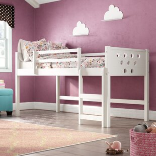 Henfield Circles Twin Loft Bed by Viv + Rae