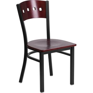 Chafin Contemporary Side Chair by Winston Porter