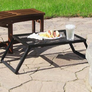 Tabitha Camping and Patio Foldable, Portable Side Table