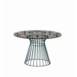 Brigitte Circular Dining Table by YumanMod