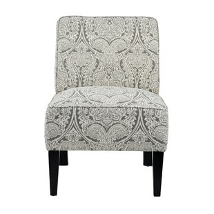 Marotta Slipper Chair by Bungalow Rose