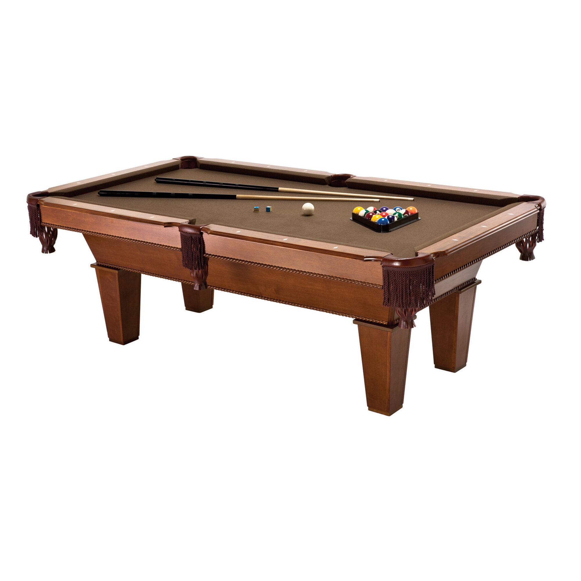 GLD Products Fat Cat Frisco 7.2u0027 Pool Table U0026 Reviews   Wayfair