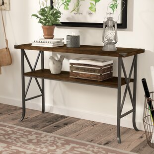Justina Console Table by Laurel Foundry Modern Farmhouse