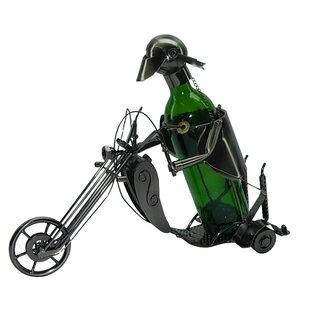 Forrest Motorcyclist 1 Bottle Tabletop Wi..