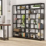 Alynah Etagere Bookcase by Latitude Run®