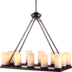 Warwick 12-Light Candle-Style Chandelier