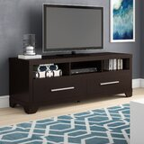 Attina TV Stand for TVs up to 65 by Latitude Run®