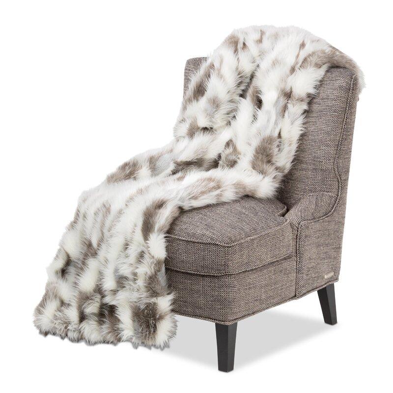 Michael Amini Distinctive Bedding Designs Bryant Throw Perigold