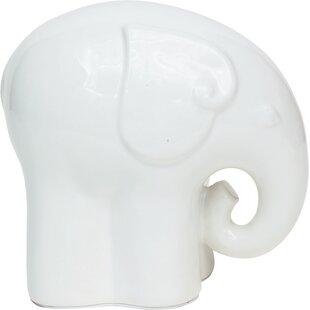 Porcelain Elephant | Wayfair