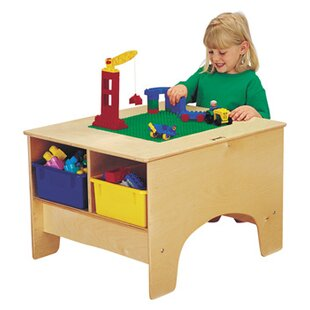 Merveilleux KYDZ Building Table   Duplo Compatible With Tubs