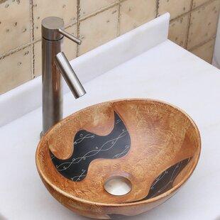 Top Reviews Elite Ceramic Oval Vessel Bathroom Sink By Elimaxs