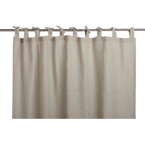 grey linen shower curtain. Breeze Linen Shower Curtain Curtains You ll Love  Wayfair