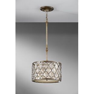Willa Arlo Interiors Somona 1-Light Pendant