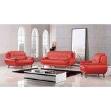 Knisley 3 Piece Standard Living Room Set by Orren Ellis