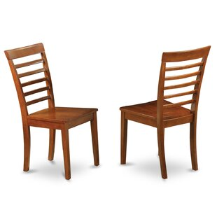 Milan Solid Wood Dining Chair (Set of 2) ..