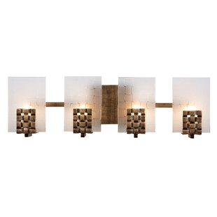 Varaluz Dreamweaver Recycled 4-Light Vanity Light